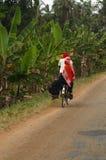 Caminos del Zanzibar imágenes de archivo libres de regalías