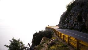 Caminos untraveled foto de archivo