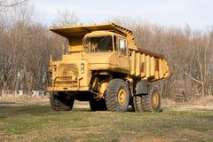 Camion à benne basculante photos libres de droits