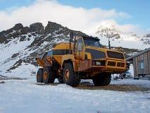 Camion énorme Photo libre de droits