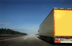 Camion photo libre de droits