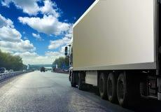 Camion Photographie stock libre de droits
