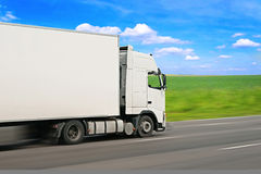 Camion Immagini Stock Libere da Diritti