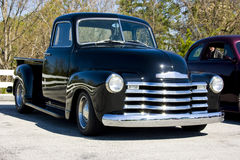 Camion 1950 de Chevrolet Photographie stock