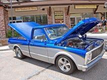 Camion 1971-72 di Chevrolet C-10 Fotografia Stock Libera da Diritti