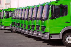 Camion 2 Immagini Stock