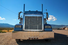 Camion Fotografia Stock Libera da Diritti