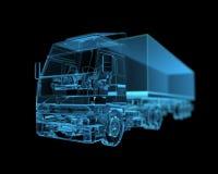 Camion illustrazione vettoriale
