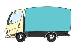 Camion Image libre de droits