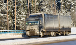 Camion Images libres de droits