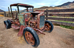Camion abandonné de Ford Image stock