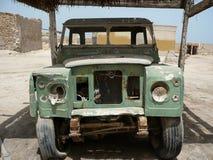 Camion abbandonato Fotografie Stock Libere da Diritti