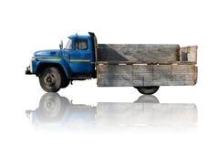Camion avec un RIM abaissé image stock