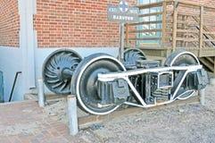 Camion (carrelli ferroviari) Fotografie Stock Libere da Diritti