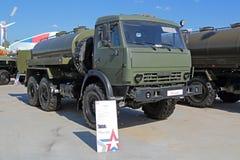 Camion cisterna per acqua Fotografia Stock Libera da Diritti