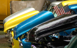 Camion classici Fotografia Stock