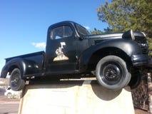 Camion classico immagini stock libere da diritti