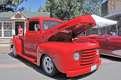 Camion classico del Ford Immagine Stock Libera da Diritti