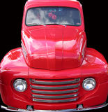 Camion classico del Ford fotografia stock libera da diritti