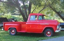 Camion classico ristabilito di Chevrolet 3100 Immagine Stock Libera da Diritti