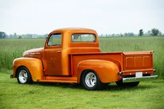 Camion classique Image stock