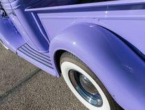 camion classique Photographie stock libre de droits