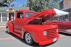 Camion classique de Ford Image libre de droits