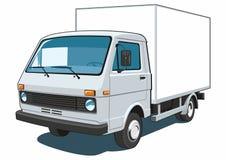 Camion commerciale Fotografia Stock