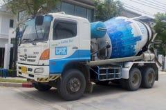 Camion concret aucun 6854 de CPAC photographie stock libre de droits