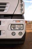 Camion cultivé de cargaison Image stock