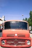 Camion d'annata Fotografia Stock Libera da Diritti