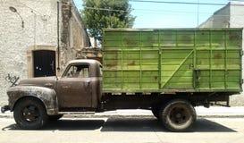 Camion d'annata Fotografie Stock