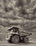 Camion d'extraction photo libre de droits
