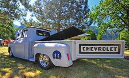 camion de Chevrolet d'ère des années 40 Images libres de droits