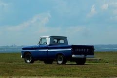 camion de Chevrolet des années 1960 Images libres de droits