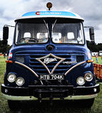 Camion de classique du grenier 180 de Foden Image libre de droits