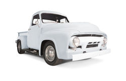 Camion de collecte de F-100 de 1954 Ford Photo libre de droits