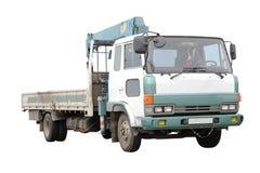 camion de dérouleur images stock