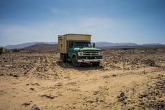 Camion de désert Images stock