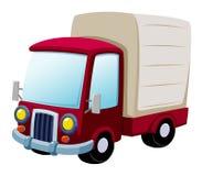 Camion de dessin animé Image libre de droits