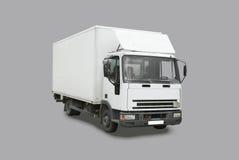 Camion de distribution Photo stock