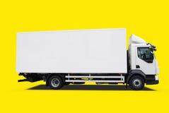 camion de distribution Photographie stock libre de droits