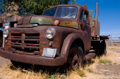 Camion de ferme Photos libres de droits