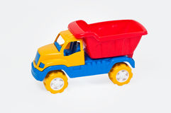 Camion de jouet Images libres de droits