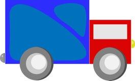 Camion de jouet de dessin animé Photo stock