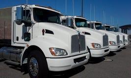 Camion de Kenworth T270 2015 Photographie stock