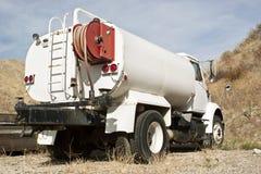 Camion de l'eau Photos stock