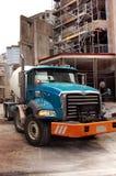 Camion de la colle Images stock