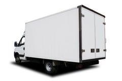 Camion de livraison Image libre de droits