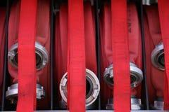 Camion de pompiers Images libres de droits